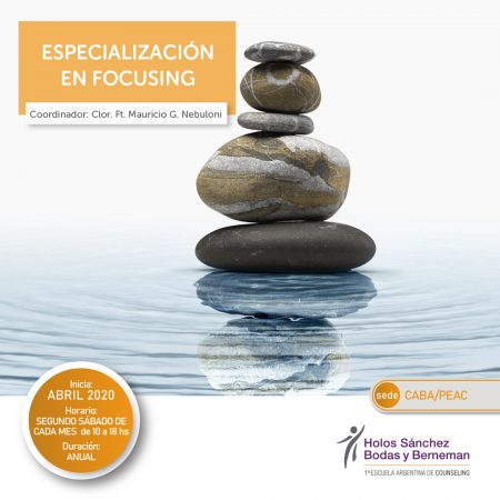 ESPECIALIZACIÓN EN FOCUSING
